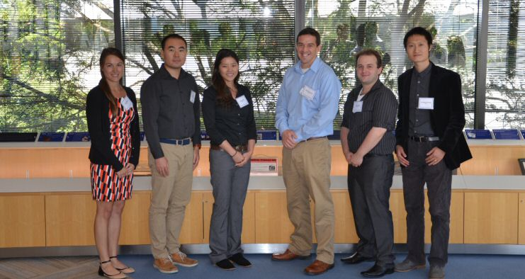 Winners of Baxter 2015 Young Investigator Award